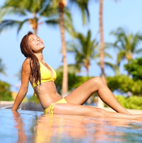 Sunbathing Puainako Style